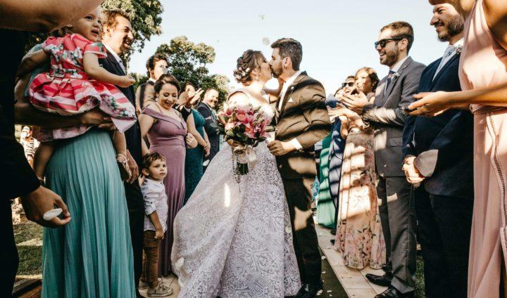 school wedding